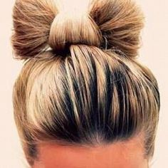 So thinking of doing this for crazy hair day Little Girl Hairstyles, Pretty Hairstyles, Wedding Hairstyles, Updo Hairstyle, Messy Hairstyles, Hair Day, New Hair, Different Hairstyles, Stylish Hair