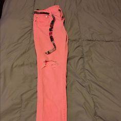 American Eagle skinny jeans Size 8, skinny, short length American Eagle Outfitters Jeans Skinny