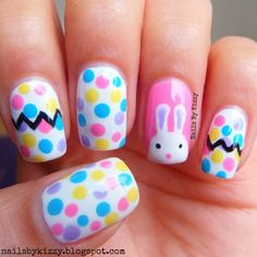 Easter Nails! - Nails By Kizzy