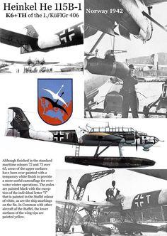 Heinkel He 115B-1 K6+TH