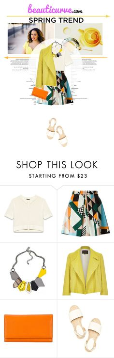 """Spring Patterns"" by twiluv18 ❤ liked on Polyvore featuring Theory, MSGM, Principles by Ben de Lisi, River Island, contestentry and PVCurvyChic"