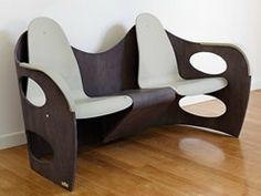 2 seater sofa INCONTRO - Hodara office bench