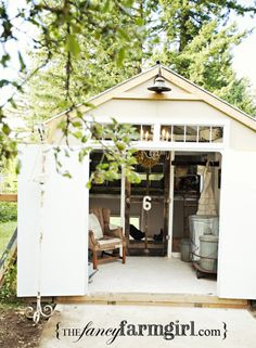 My next chicken coop