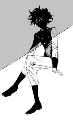 Boku no Hero Academia || Izuku Midoriya || Villain Izuku