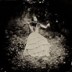 Beautiful Photo Narratives Produced with the Wet Collodion Process by Alex Timmermans