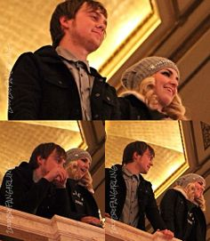 The third photo is my favorite because the Ellington looks at her is pure love this is my favorite moment #Rydellingtonforlife
