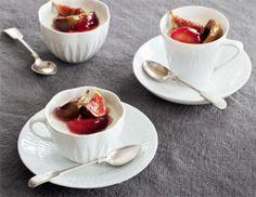 Vanilja-jogurttipannacotta | Koti ja keittiö
