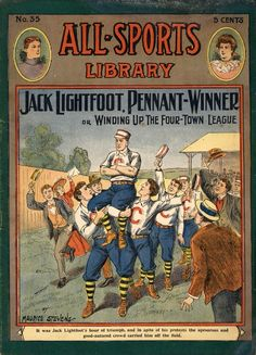 All-Sports Library No. 35, 1905, Dime Novel
