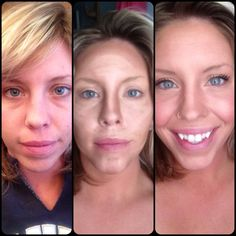 Good use of makeup