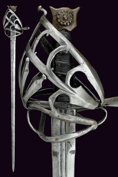Schiavona Sword. Dated: 17th Century
