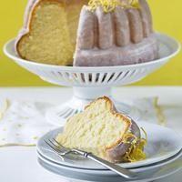 Ďalší chutný letný dezert - svieža bábovka s jogurtom a citrónom | OZene.sk