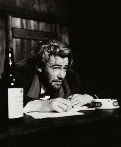 Peter O'Toole   Baal  by Bertold Brecht  Phoenix Theatre, Londn  1963  directed by William Gaskill