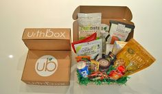 New Age Mama: Urth Box - Monthly Subscription Service for Discovering Healthy Foods