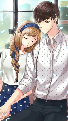 Pin by jennifer winget on loved by king bs ♥ аниме арт, пары Anime Love Story, Manga Love, I Love Anime, Cute Couple Cartoon, Cute Couple Art, Cute Couples, Anime Cupples, Kawaii Anime, Anime Guys