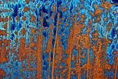 Photograph Rusty Blue by Lynne Prestebak on 500px