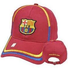 c797f1ea866 Barcelona FCB Barca Rhinox Double Stitch Hat Cap Spain Espana Soccer C1E08