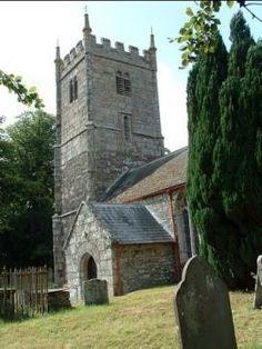 St Mary the Virgin, Marystow, near Chillaton, Devon