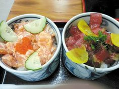 There's an abundance of things to eat in Shirokiya, but this sushi bar is a gem.