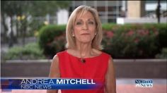 Andrea Mitchell Resents the FBI for 'Spoiling' Hillary's Special Day REALLY❗️❗️❗️❗️❗️😂