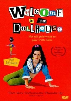 Welcome to the Dollhouse Directed by Todd Solondz Starring Heather Matarazzo Baby Led Weaning, Great Films, Good Movies, Awesome Movies, Funny Movies, Teen Movies, Nerd, Movies Showing, Movies And Tv Shows