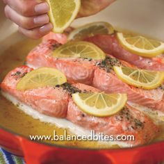 Fast Paleo » Lemon Rosemary Broiled Salmon - Paleo Recipe Sharing Site