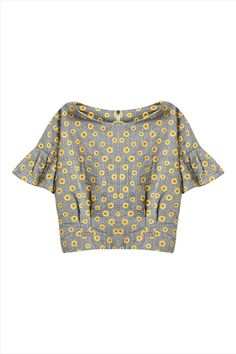 Cute Blouses, Shirt Blouses, Blouses For Women, Blouse Styles, Blouse Designs, Corporate Wear, Clothing Patterns, Nice Tops, Diy Clothes