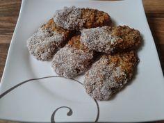 Jeannette's Low Carb Rezepte: Haselnuss-Kokos-Kekse