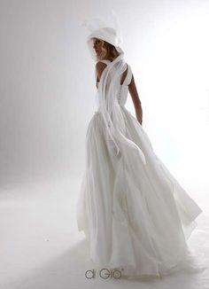 Le spose di Gio collezione casual - Le spose di Giò collezione casual abito gonna ampia