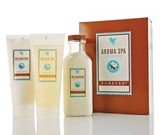 Indulge yourself with our three piece collection of our aromatherapy products: Relaxation Bath Salts, Relaxation Shower Gel, and Relaxation Massage Lotion. Discover the benefits of an aromatherapy spa in the comfort of your home! http://link.flp.social/HrcIjd