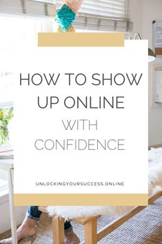 You can start strengthening your confidence in sales today. Learn how to get comfortable with online sales from an expert. Never told before truths! #sellingwithconfidence #businessconfidence Sales Today, Online Sales, Online Work, Make Up Your Mind, Free Blog, Blogging For Beginners, Pinterest Marketing, Social Media Tips, Online Marketing