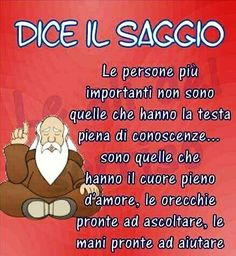 Italian Humor, Italian Quotes, Inspirational Phrases, Motivational Quotes, Funny Quotes, Words Quotes, Life Quotes, Sayings, Italian Phrases