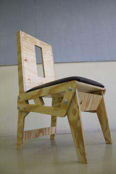 Chair Design by Jean-Pierre Viljoen at Coroflot.com
