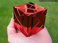 Mefferts Red Ghost Cube