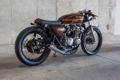 Honda CB550 FourK Cafe Racer