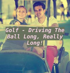 Golf instructors say that to be the top beginners, you have to begin from the soil and increase. The main reason because of this is the fact that goin... Golf Driver Tips, Golf Drivers, Golf Instructors, Driving Tips, Secret To Success, Number Two, Screwed Up, Long Distance, Physique