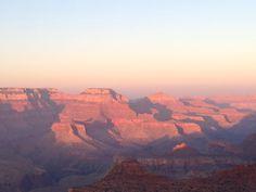 Grand Canyon paikassa Tusayan, AZ