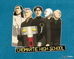 Cromartie High School [2003] / 7.9 - follows the everyday life of Takashi Kamiyama & his odd classmates at Cromartie High School, an infamous school for delinquents.