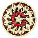 Navajo Wedding Basket ~ Jonathan Black