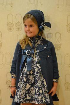 Toyle navy dress / Vestido toyle marino