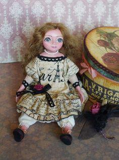 Art doll OOAK  Romantic handmade interior doll от BalyginaArtDolls