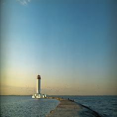 Odessa, Ukraine. Love it! I want to walk on it right now