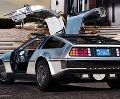 Great Scott! Doc Brown is at it again with his crazy modifications to the DeLorean - it now runs purely on electricity! With a powerful 1.21 gigawatt electric...