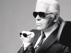 THE META MOVE – Karl Lagerfeld