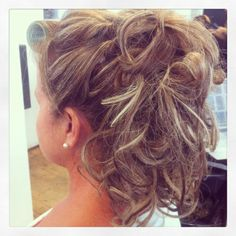 #hair #beauty #peinado #fiesta #party #bride #novia