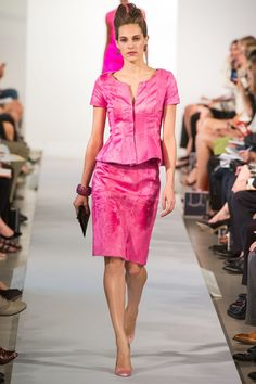 See the complete Oscar de la Renta Spring 2013 Ready-to-Wear collection.