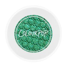 Cusp green eye shadow