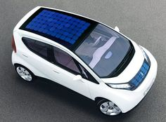 P-Mob Solar-Powered Electric Car Receives €2.8 Million in Funding