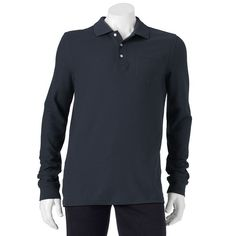 Big & Tall Croft & Barrow® Easy-Care Polo, Men's, Size: