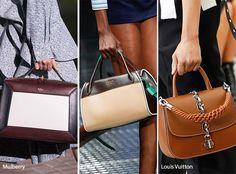 Runway Spring/ Summer 2017 Handbag Trends: Satchel Bags