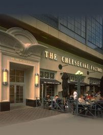 Cheesecake Factory 16th Street Mall